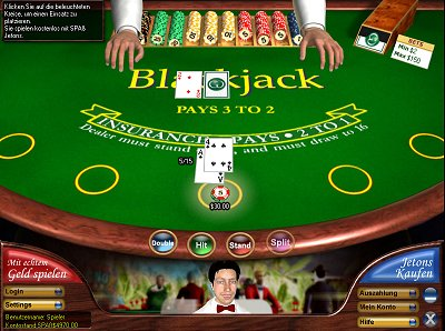 Blackjack eksi
